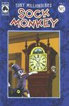 Cover for Sock Monkey (Dark Horse, 1999 series) #v2#2
