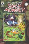 Cover for Sock Monkey (Dark Horse, 2000 series) #v3#1