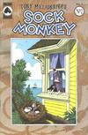 Cover for Sock Monkey (Dark Horse, 2000 series) #v3#2