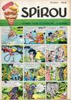 Cover for Spirou (Dupuis, 1947 series) #478