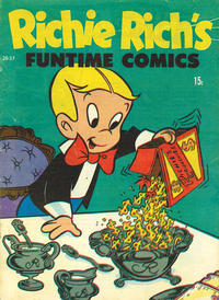 Cover Thumbnail for Richie Rich's Funtime Comics (Magazine Management, 1970 ? series) #20-37