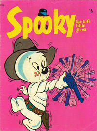 Cover Thumbnail for Spooky the Tuff Little Ghost (Magazine Management, 1967 ? series) #2155