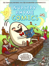 Cover Thumbnail for Nursery Rhyme Comics (First Second, 2011 series)