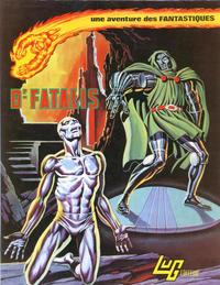 Cover Thumbnail for Une Aventure des Fantastiques (Editions Lug, 1973 series) #4