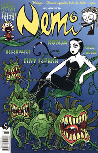 Cover Thumbnail for Nemi (Schibsted, 2006 series) #2/2006