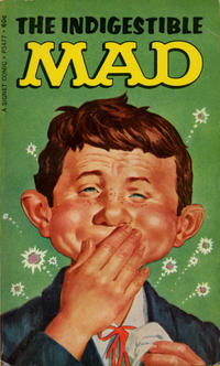 Cover Thumbnail for The Indigestible Mad (New American Library, 1968 series) #P3477