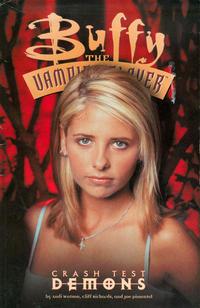 Cover Thumbnail for Buffy the Vampire Slayer: Crash Test Demons (Dark Horse, 2000 series) #[nn]