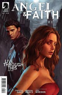Cover Thumbnail for Angel & Faith (Dark Horse, 2011 series) #1 [Jo Chen Variant Cover]