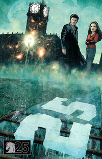 Cover Thumbnail for Angel & Faith (Dark Horse, 2011 series) #1 [25th Anniversary Variant Cover]