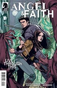 Cover Thumbnail for Angel & Faith (Dark Horse, 2011 series) #2 [Rebekah Isaacs Variant Cover]