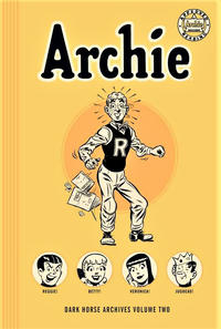 Cover Thumbnail for Archie Archives (Dark Horse, 2011 series) #2