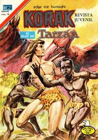 Cover Thumbnail for Korak (Editorial Novaro, 1972 series) #61
