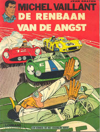 Cover Thumbnail for Michel Vaillant (Le Lombard, 1959 series) #3 - De renbaan van de angst