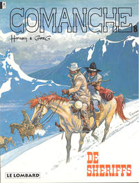 Cover Thumbnail for Comanche (Le Lombard, 1972 series) #8