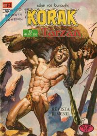Cover Thumbnail for Korak (Editorial Novaro, 1972 series) #45
