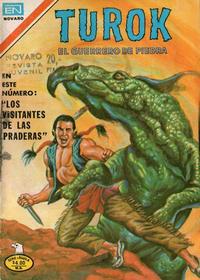 Cover Thumbnail for Turok (Editorial Novaro, 1969 series) #191