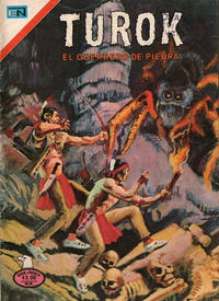 Cover Thumbnail for Turok (Editorial Novaro, 1969 series) #132