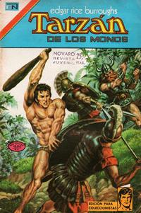 Cover Thumbnail for Tarzan Serie Avestruz (Editorial Novaro, 1975 series) #37
