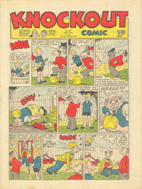 Cover Thumbnail for Knockout (Amalgamated Press, 1939 series) #657
