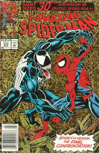 Cover Thumbnail for The Amazing Spider-Man (Marvel, 1963 series) #375 [Newsstand]