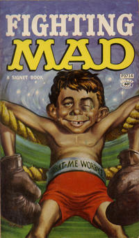 Cover Thumbnail for Fighting Mad (New American Library, 1961 series) #P3714