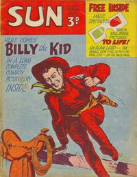 Cover Thumbnail for Sun (Amalgamated Press, 1952 series) #228