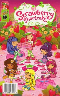 Cover Thumbnail for Strawberry Shortcake Halloween Mini-Comic / Casper's Scare School Halloween Mini-Comic (Ape Entertainment, 2011 series) #1
