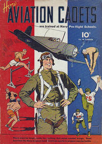 Cover Thumbnail for Aviation Cadets (Street and Smith, 1943 series) #1