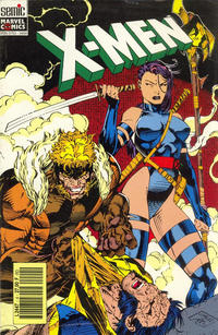 Cover Thumbnail for X-Men (Semic S.A., 1992 series) #4