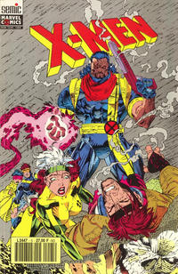 Cover Thumbnail for X-Men (Semic S.A., 1992 series) #5
