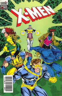 Cover Thumbnail for X-Men (Semic S.A., 1992 series) #7