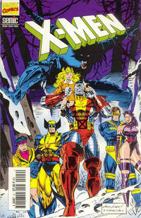 Cover Thumbnail for X-Men (Semic S.A., 1992 series) #9