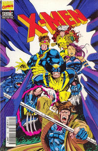 Cover Thumbnail for X-Men (Semic S.A., 1992 series) #10