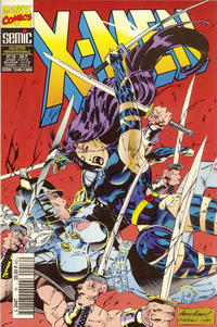 Cover Thumbnail for X-Men (Semic S.A., 1992 series) #16