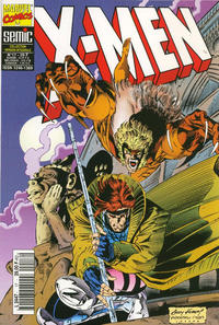 Cover Thumbnail for X-Men (Semic S.A., 1992 series) #17