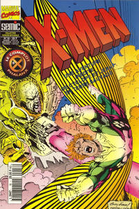 Cover Thumbnail for X-Men (Semic S.A., 1992 series) #18