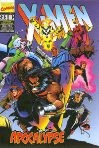 Cover Thumbnail for X-Men (Semic S.A., 1992 series) #21