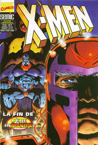 Cover Thumbnail for X-Men (Semic S.A., 1992 series) #24