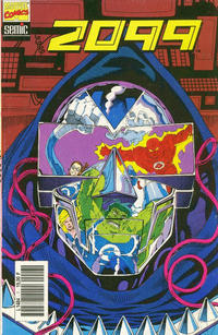 Cover Thumbnail for 2099 (Semic S.A., 1993 series) #7