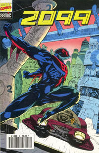 Cover Thumbnail for 2099 (Semic S.A., 1993 series) #8