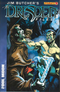 Cover Thumbnail for Jim Butcher's The Dresden Files: Fool Moon (Dynamite Entertainment, 2011 series) #4