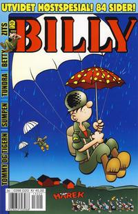 Cover Thumbnail for Billy (Hjemmet / Egmont, 1998 series) #20/2011
