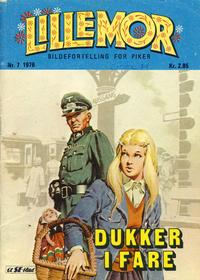 Cover Thumbnail for Lillemor (Serieforlaget / Se-Bladene / Stabenfeldt, 1969 series) #7/1976