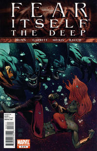 Cover Thumbnail for Fear Itself: The Deep (Marvel, 2011 series) #3
