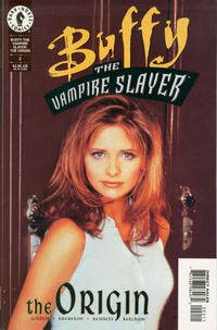 Cover Thumbnail for Buffy the Vampire Slayer: The Origin (Dark Horse, 1999 series) #2 [Photo Cover]