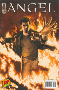 Cover Thumbnail for Angel (IDW, 2009 series) #18 [Dynamic Forces RE Cover]