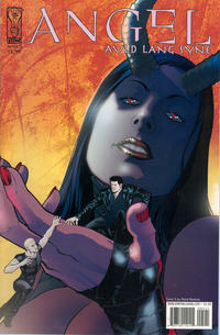 Cover Thumbnail for Angel: Auld Lang Syne (IDW, 2006 series) #5 [Cover A]