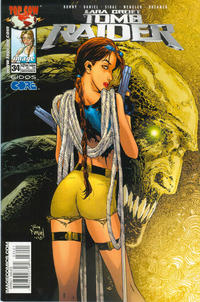 Cover Thumbnail for Tomb Raider: The Series (Image, 1999 series) #34 [Daniel Cover]