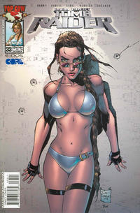 Cover Thumbnail for Tomb Raider: The Series (Image, 1999 series) #33 [Daniel Cover]
