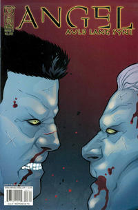 Cover Thumbnail for Angel: Auld Lang Syne (IDW, 2006 series) #3 [Cover A]